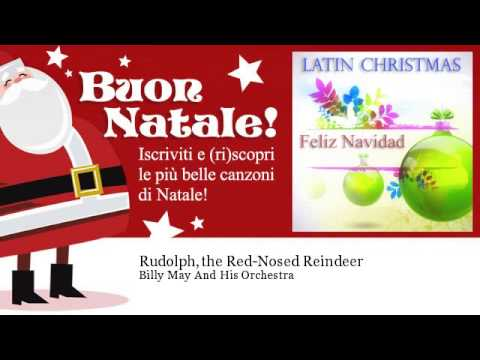 Billy May and His Orchestra - Rudolph, the Red-Nosed Reindeer
