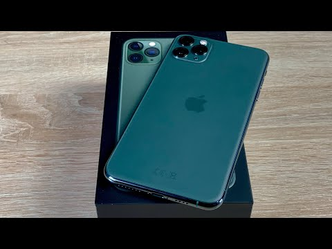 IPhone 11 Pro Max Unboxing & First Look