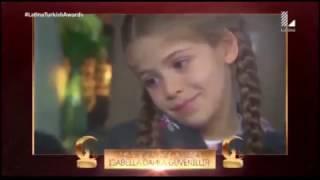 Peru - Latnina TV En iyi çocuk oyuncu Isabella Damla Güvenilir