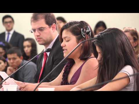 Central American children tell Congress about journey to U.S.