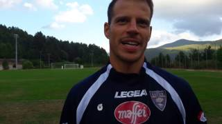 US Lecce | Costa Ferreira in ritiro a Lorica