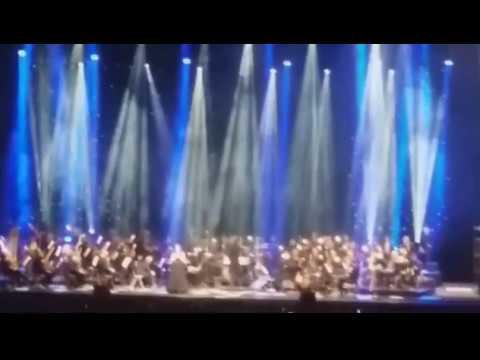 ELVIS with the Czech National Symphony. Berlin. 15.05.2017