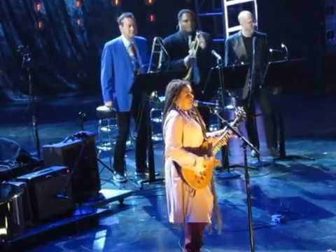 2018 Rock & Roll Hall of Fame Questlove/Felicia Collins/Paul Shaffer SISTER ROSETTA THARPE Tribute