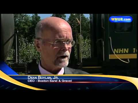 Grant will help restore freight rail service