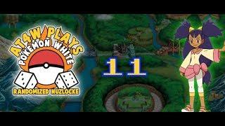 Pokémon White Randomized Nuzlocke 11: The Queen's Ascension - Let's Play