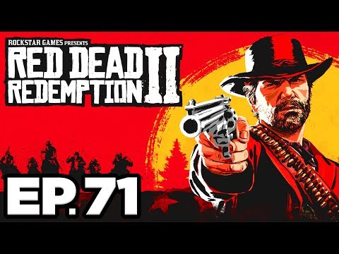Red Dead Redemption 2 Ep.71 - REMOTE CONTROL BOAT IN 1899? SISTER, PROFESSOR (Gameplay / Let's Play) thumbnail