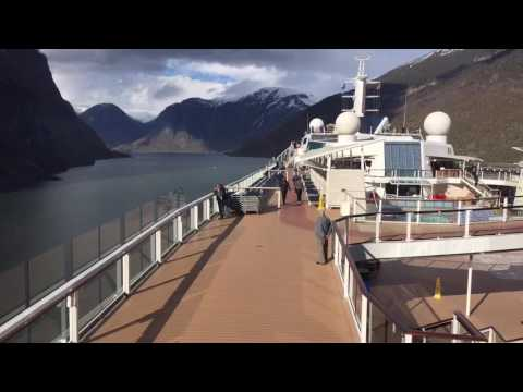 Sognefjorden Time Lapse