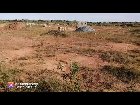 Low Price Affordable Lands for Sale in Accra Ghana