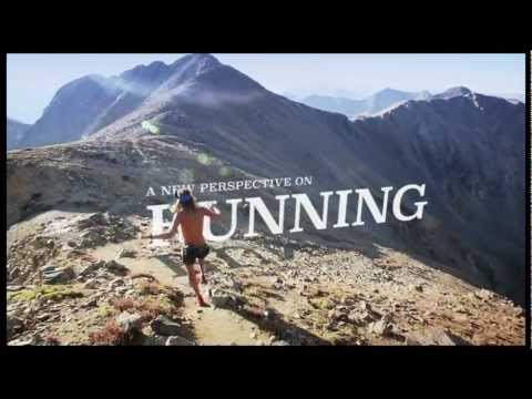 In the High Country  a running film featuring Anton Krupicka supported by Ultimate Direction