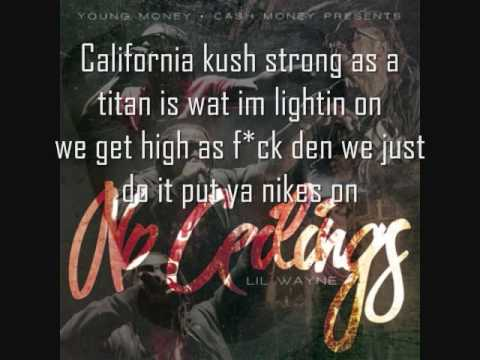 Wayne On Me (Lyrics) - Lil Wayne feat. Shanell