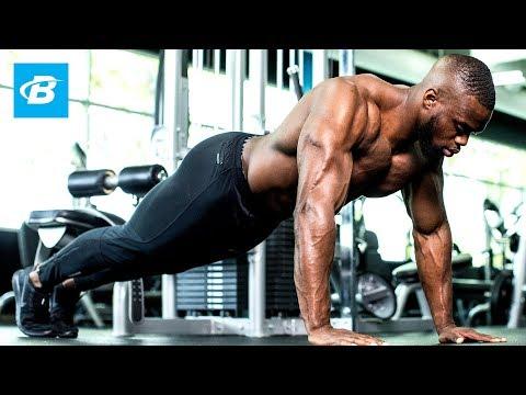 High-Volume Chest Workout   Osamoje Imoohi