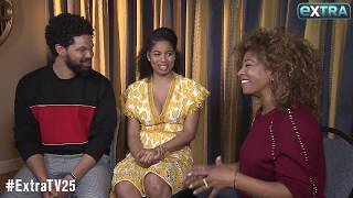 Jussie Smollett's Family Talks 'Healing' Process