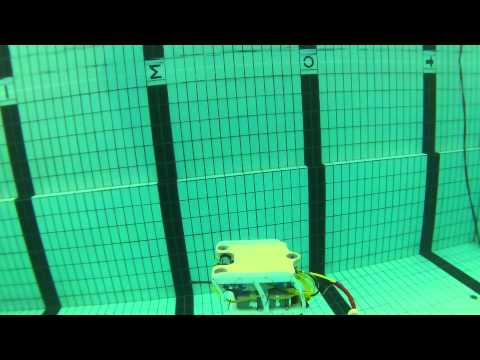 UiS Subsea ROV test#2