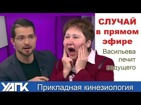 ПОЧЕМУ БОЛИТ ГОЛОВА? Профессор Васильева подробно отвечает. Прикладная кинезиология