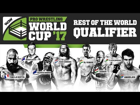 ROTW Qualifer: Featuring Angelico, Travis Banks, Flash Morgan Webster, Tom La Ruffa & More!