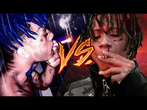 XXXTENTACION VS TRIPPIE REDD (Song Titles Included)