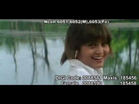 Sagarsari Chhokho Maya  From Nepali Hit Movie SILSILA