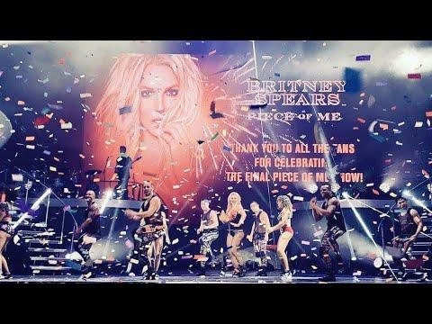 Britney Spears - Piece Of Me Tour (Austin, Texas) (21/10/2018)