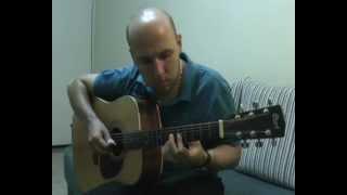 Speak Softly Love (Godfather) (крестный отец) - fingerstyle guitar cover (Nino Rota)