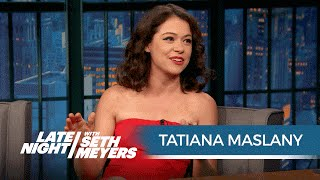 Video Tatiana Maslany on Playing Multiple Characters in Orphan Black download MP3, 3GP, MP4, WEBM, AVI, FLV November 2017