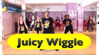 juicy wiggle dance coreofitness mundo guyi