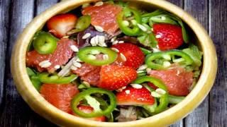 салат фруктовый пошаговое приготовление