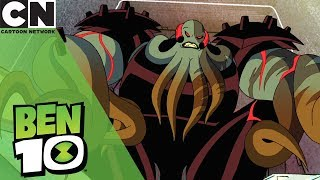 Ben 10 | Vilgax Toma El Control | Cartoon Network