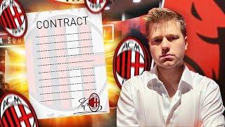 LEGENDARNA SERIA POWRACA! 😱  MILAN TO GLORY 🔥 FIFA 19