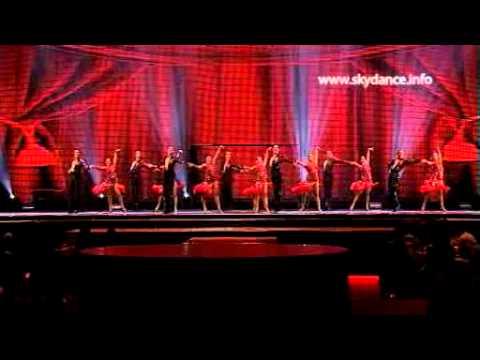 spot publicitaire SkyDance 2011 à Genève