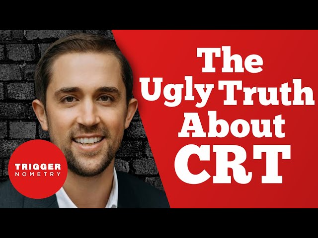 The Ugly Truth About Critical Race Theory - Christopher Rufo
