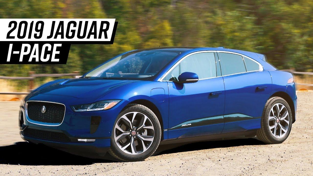 2019 Jaguar I Pace The Ev With A Soul Youtube
