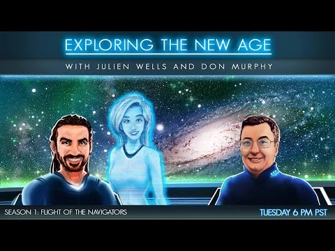 (Part 2) S1E2 Exploring The New Age - Flight of the Navigato