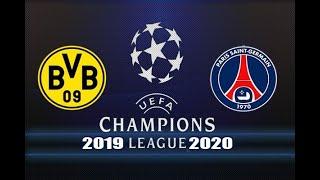 Прогноз на матч Лиги Чемпионов Боруссия Дортмунд - ПСЖ смотреть онлайн