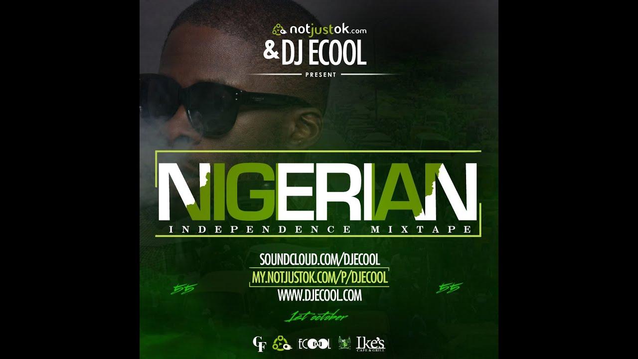 Download NotJustOk & DJ Ecool presents: Naija @ 55 mixtape