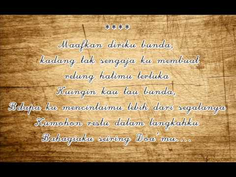 Erie Susan - Muara Kasih Bunda Slow Version (Special Hari Ibu)