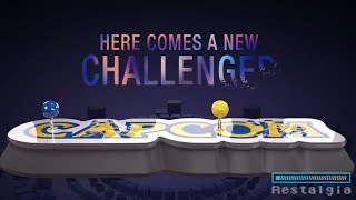 INFO | Capcom Home Arcade Reveal! Let's Check It Out