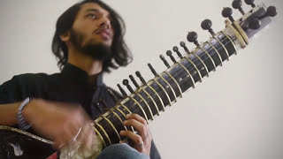 ANIMALS AS LEADERS - Tooth & Claw SITAR Cover by Rishabh Seen | GEAR GODS