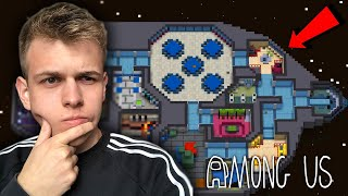 Among Us MAP in MINECRAFT!