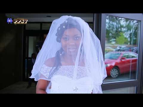 CONGOLESE WEDDING IN CORALVILLE/IOWA: JULVA & THETHE