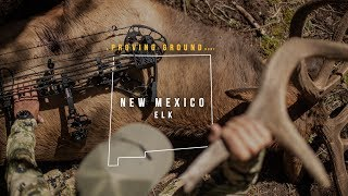 2020 Proving Ground // New Mexico Elk with Joe Sir