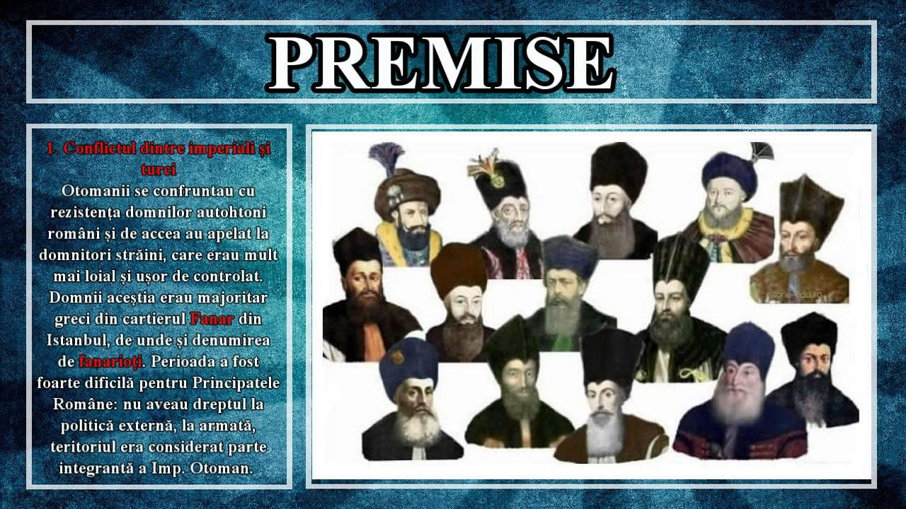 Lectia de istorie 12 - Criza Orientala si Tarile Romane