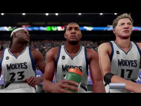 "NBA 2037-38 Ep 17 - Leslie Frazier ""WEB MAN"""