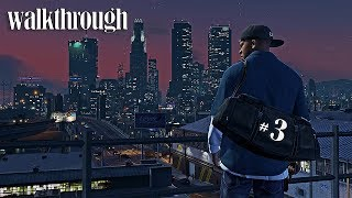 Grand Theft Auto V Walkthrough #3