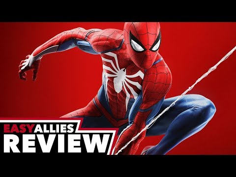 Marvel's Spider-Man - Easy Allies Review