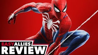 Marvel's Spider-Man - Easy Allies Review (Video Game Video Review)