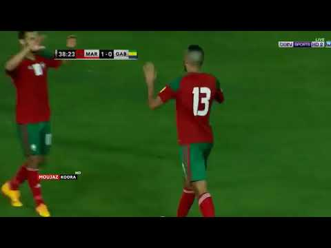 Morocco top Group C with 3-0 win over Gabon. 2018 FIFA WORLD CUP QUALIFICATION