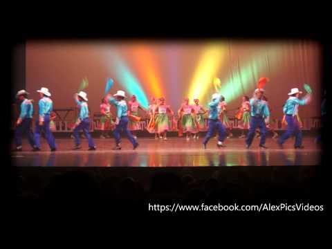 Caballito Chontaleño - Ballet Foklórico Nicaraguense