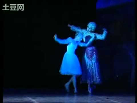 """An-lun Huang: an excerpt of the ballet  """"The Little Match Girl"""""""