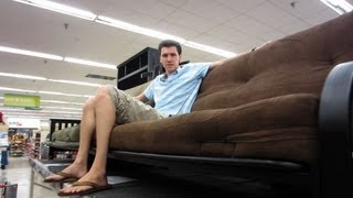 King Of The Kmart (day 978 - 7/29/12)