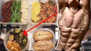 Sign up for my awesome mailing list: http://bit.ly/joinbriansnewsletter meal prepping can make your life a lot better when you are trying to get fit as veg...